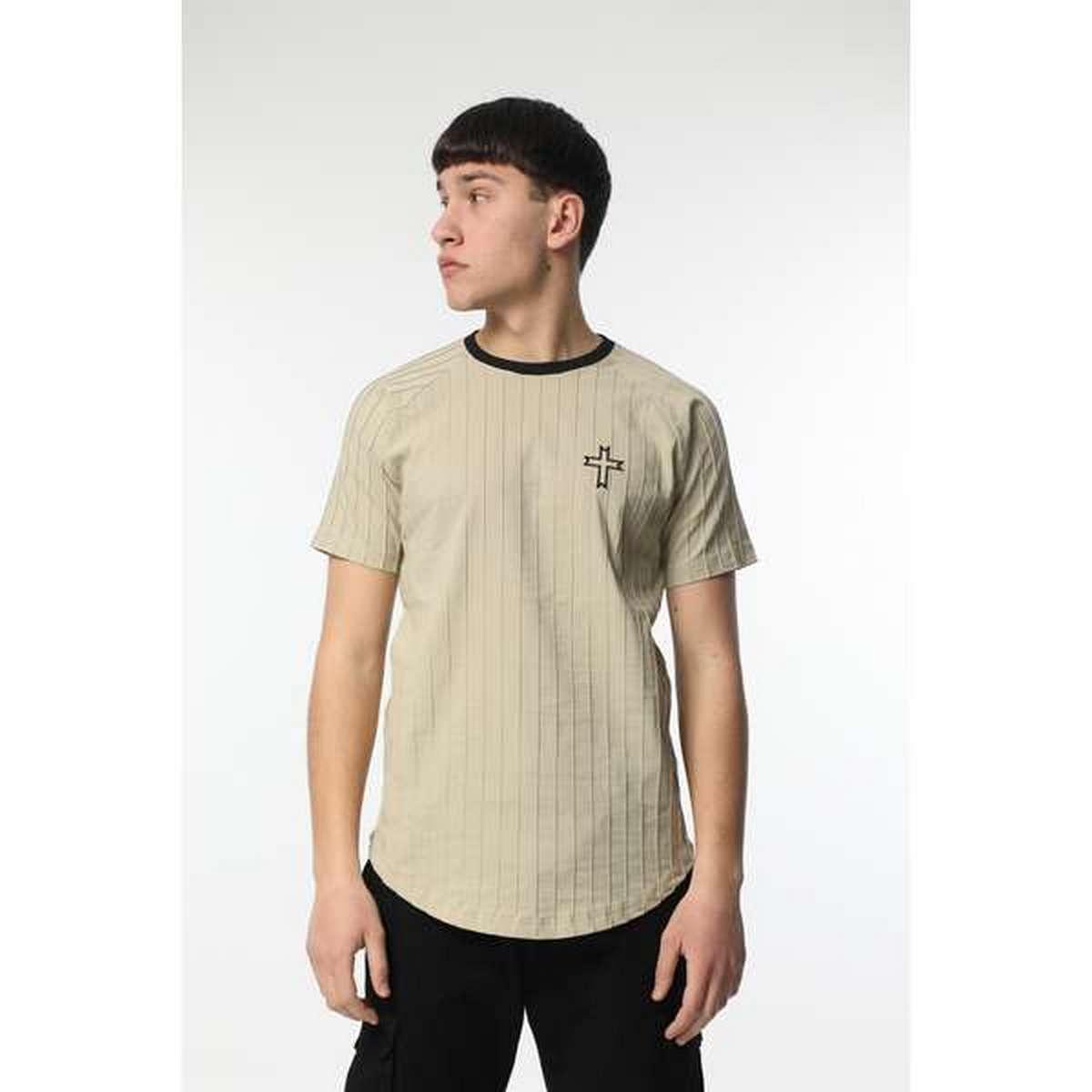 Earthy T-Shirt Beige Dri-Fit